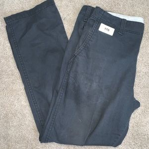 Other - Old navy broken-in khakis